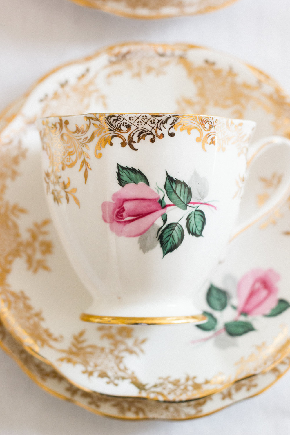 Vintage Amy Wedding Hiring-Vintage China Hire-Kent and Sussex