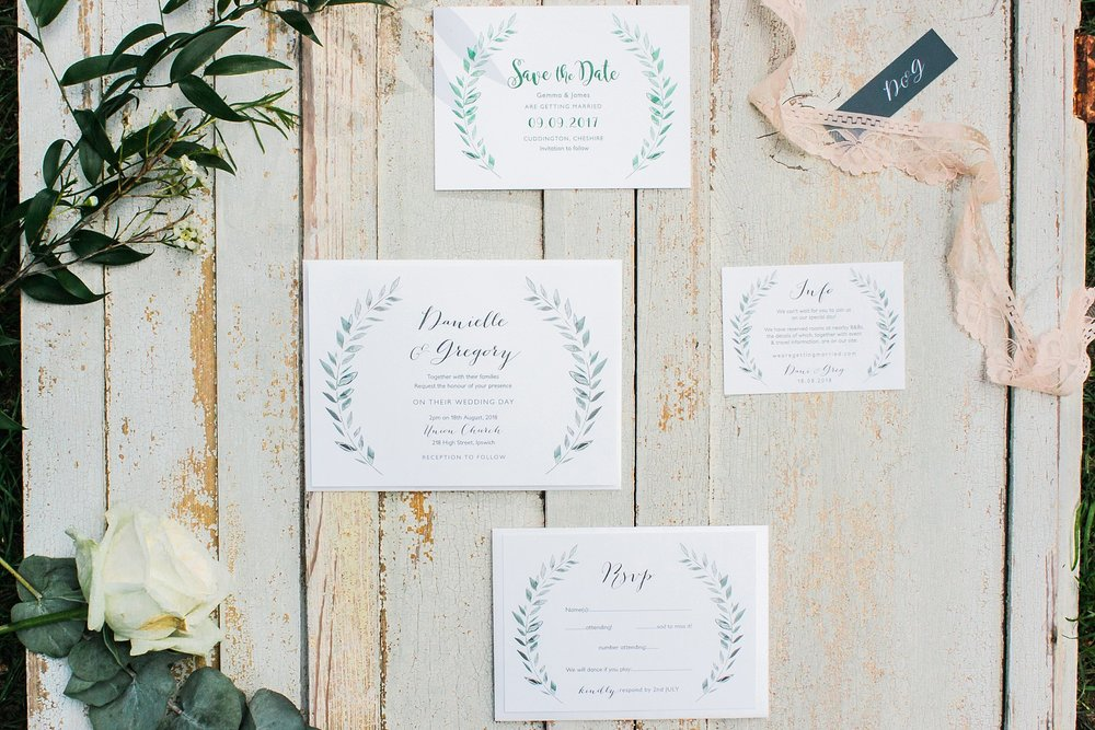 Vintage Amy Wedding Styling-Whimsical Woodland Wedding Kent-Woodland Wedding Stationery