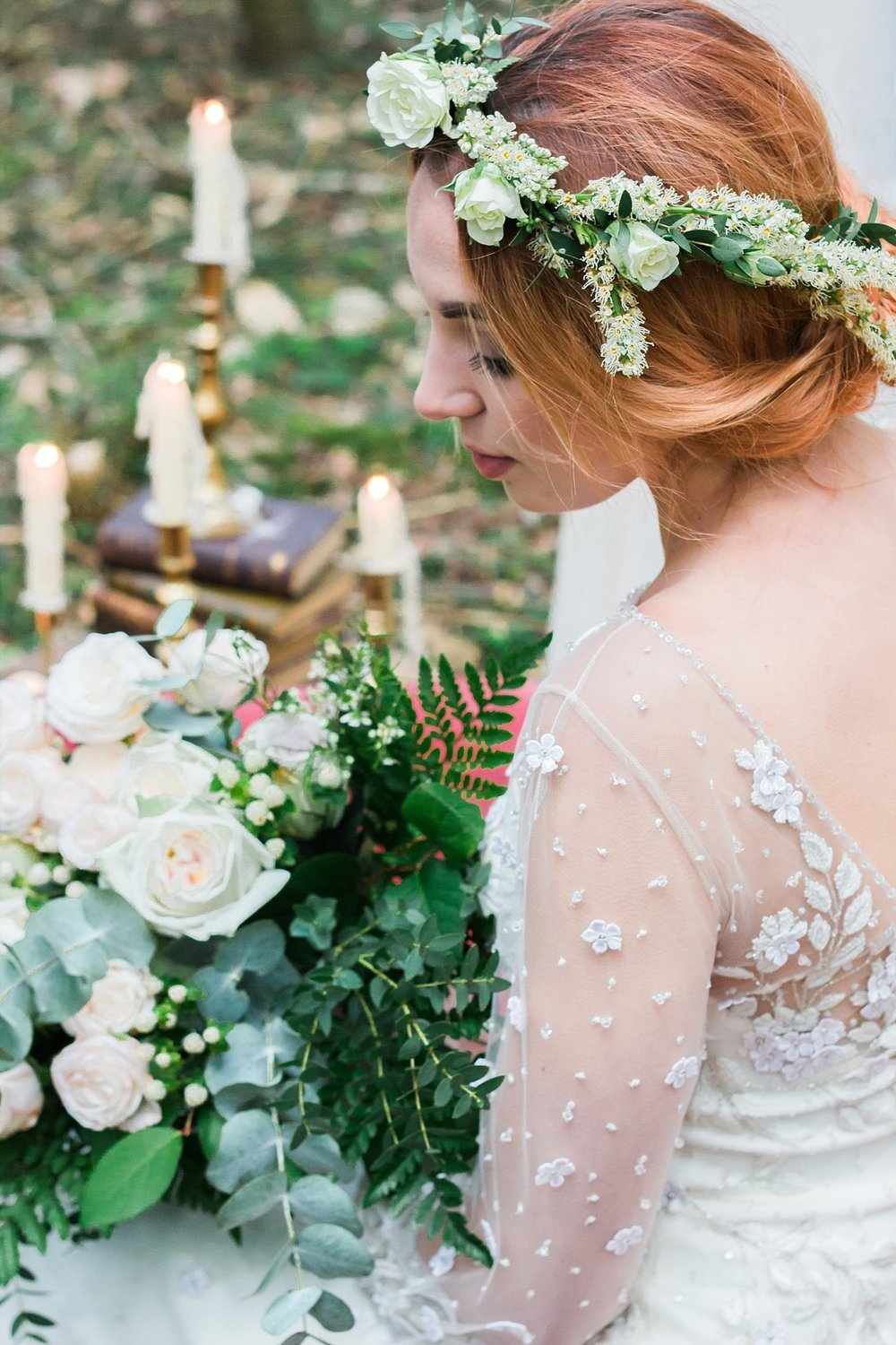 Vintage Amy Wedding Styling-Whimsical Woodland Wedding Inspiration Kent-Vintage Styling and Hiring Kent
