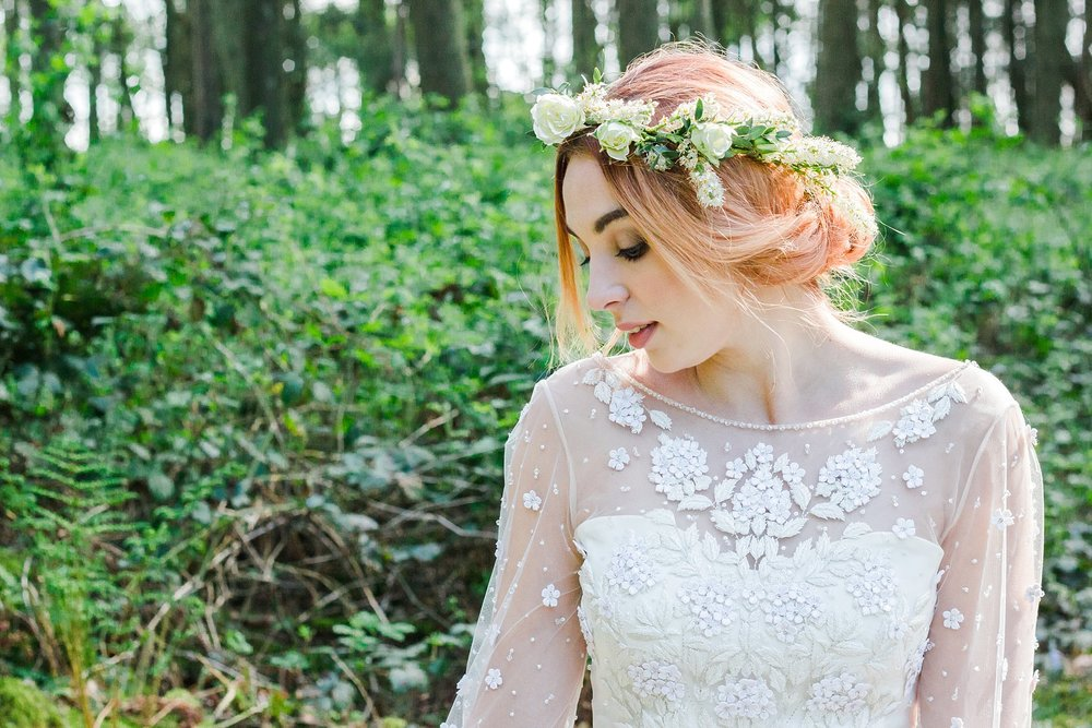 Vintage Amy Wedding Styling-Vintage Whimsical Woodland Wedding Kent-Vintage Wedding Styling