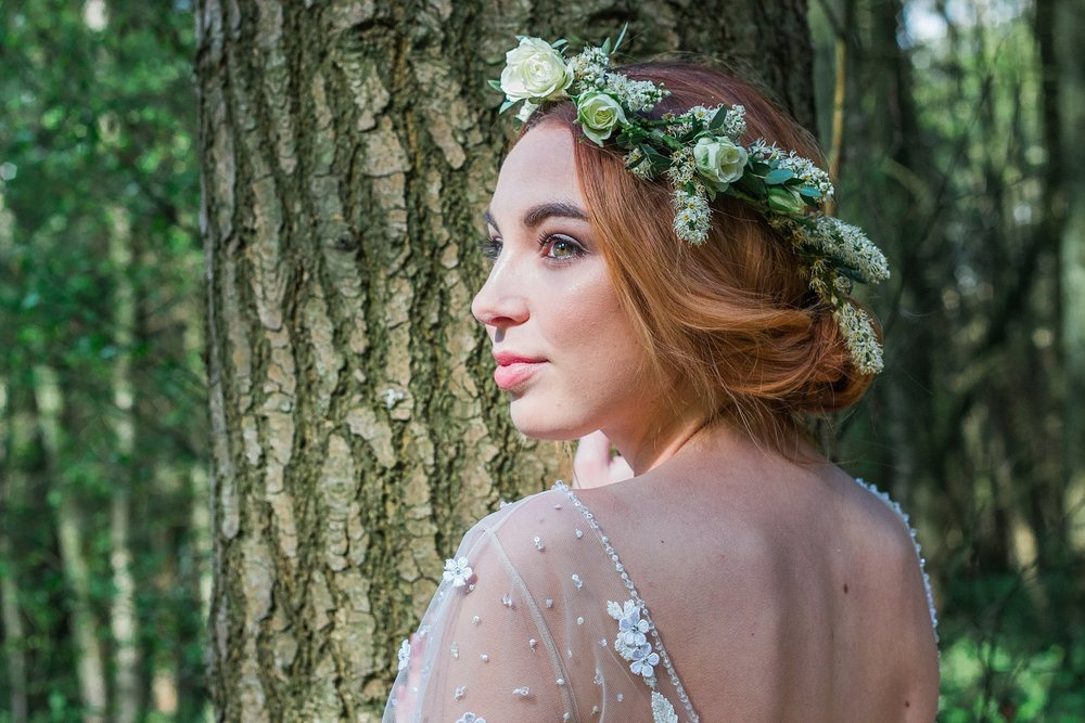 Vintage Amy Wedding Styling-Vintage Whimsical Woodland Wedding Kent-Whimsical Bride