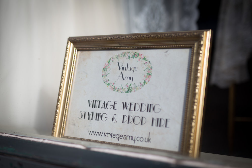 Vintage Amy Wedding Styling and Hiring-Elegant and Refined Vintage Weddings-Kent and Sussex