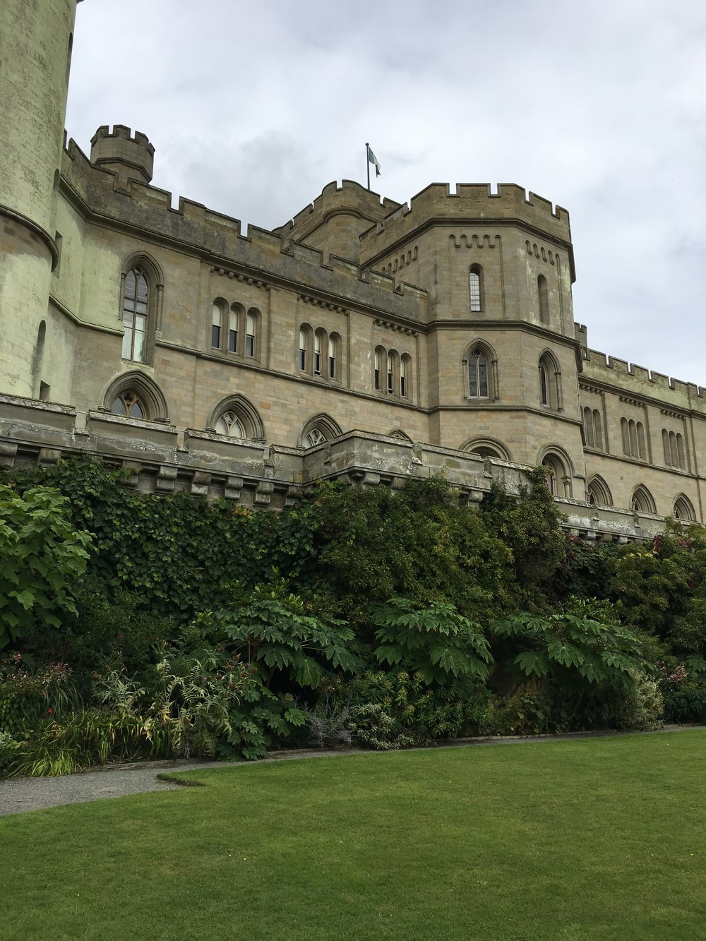 Eastnor Castle would make a very grand wedding venue!