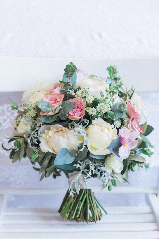 Vintage Amy Wedding Styling-Chic Vintage Wedding Inspiration-London Wedding