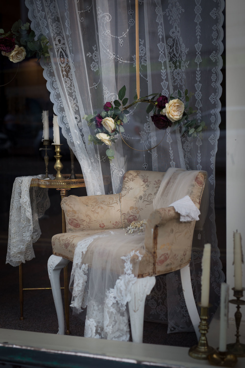 Vintage Amy Styling-Window Dressing Kent-Vintage Chair Prop Hire
