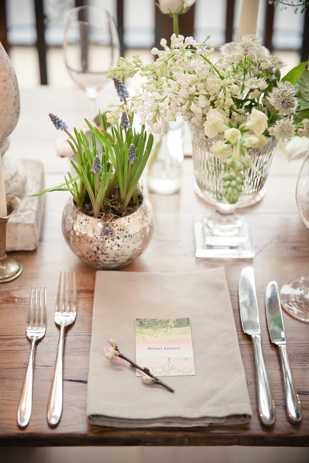 Stationery:  Hip Hip Hooray  | Styling:  Lily-Marie Weddings  | Photography:  Ginny Marsh