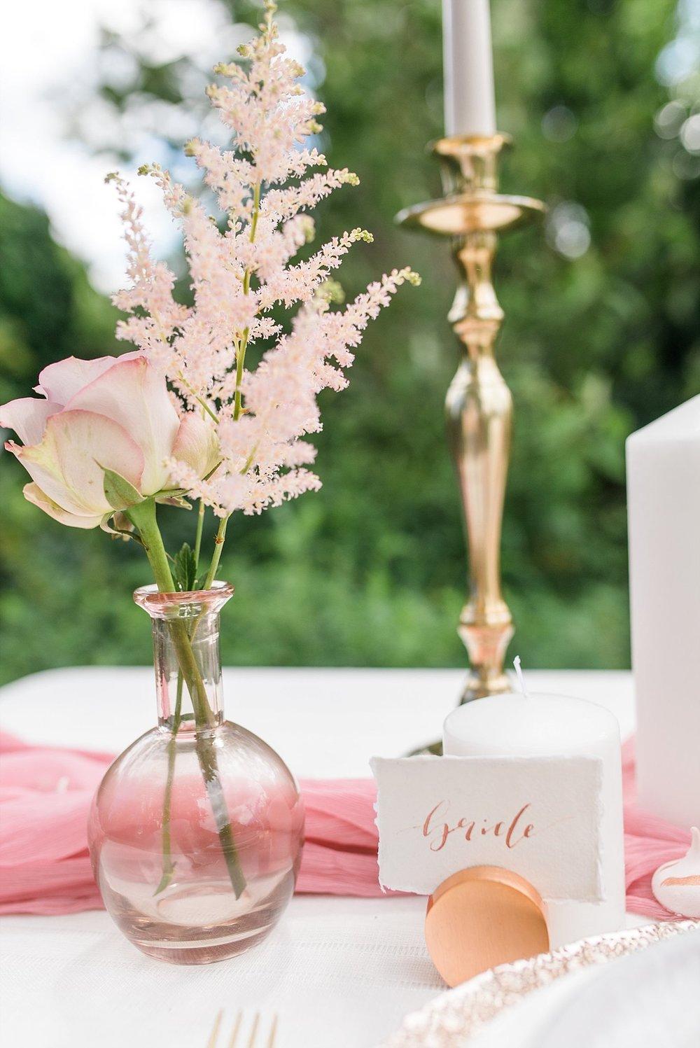 Wedding Stationery:  Wonderland Invites  | Styling:  Rock the Day  &  Wilma Event Design  | Photography:  Ryann Lindsey