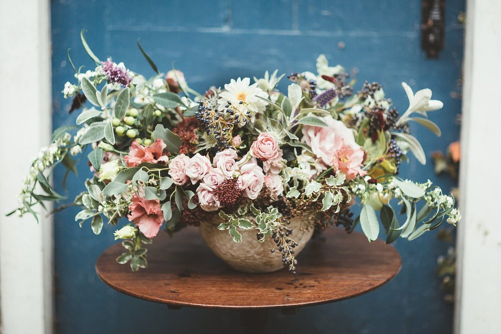 Photography:  Maryanne Weddings  | Flowers: Students at  Jennifer Pinder 's Workshop