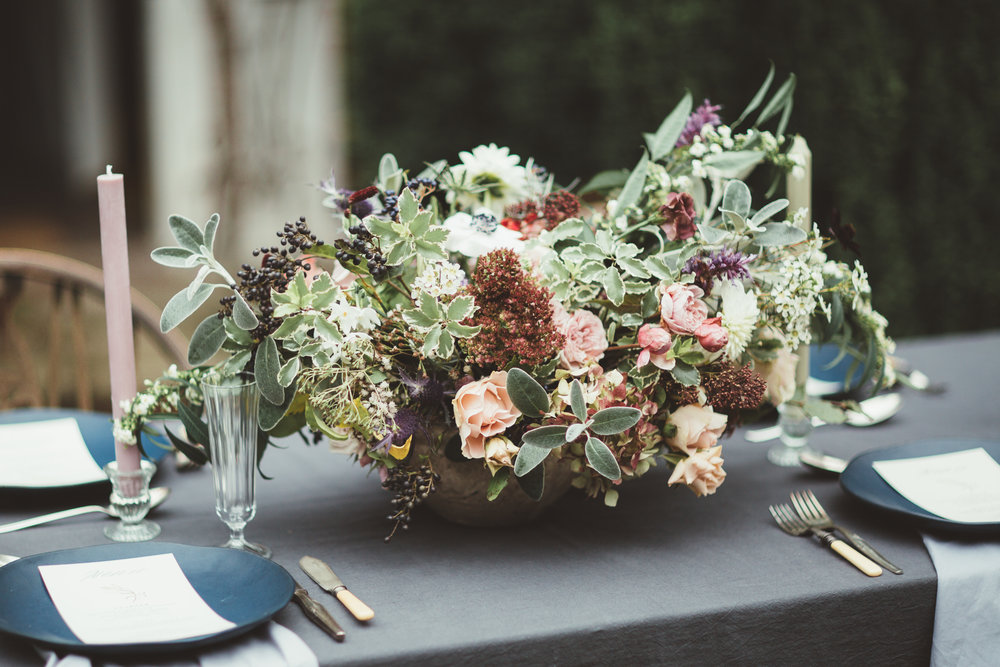 Vintage Amy Wedding Styling-Rustic Luxe Outdoor Wedding-Wedding Tablescape London