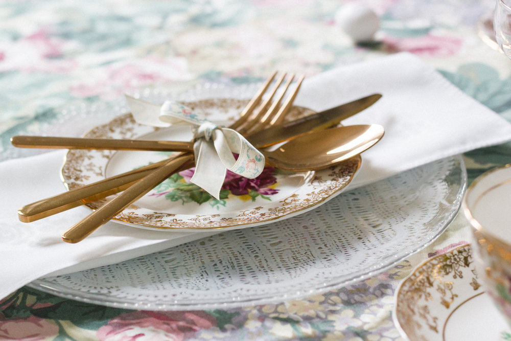 Vintage Amy Wedding Styling-Easter Tablescape-Romantic Wedding Styling Kent
