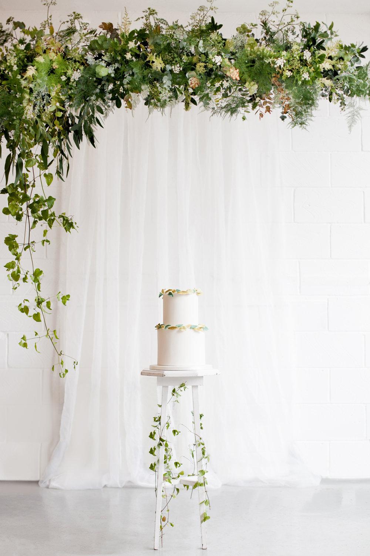 White Stool/Table: £15.00