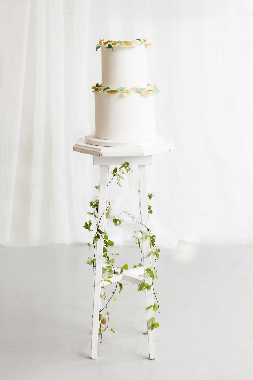 Photography:  Helen Warner  | Cake:  The Confetti Cakery  | Flowers:  Moss & Stone  | Styling: Louise at  BLoved  | Stool: Me