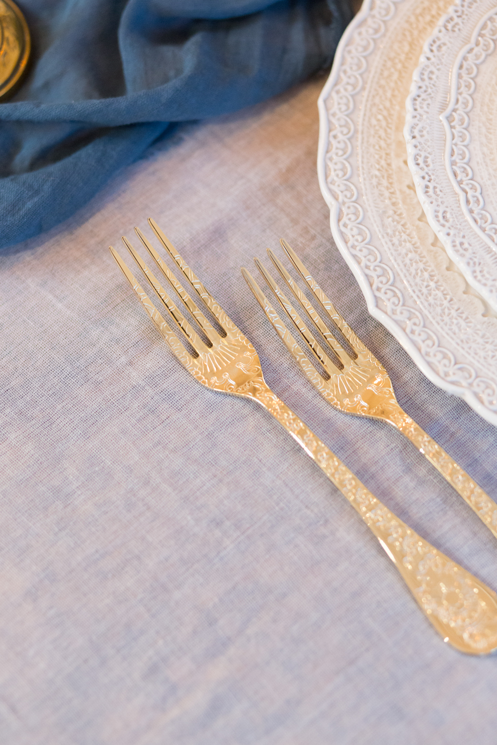 Gold Cutlery: From 50p