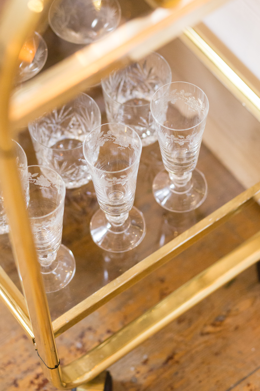 Glassware: From £1.00
