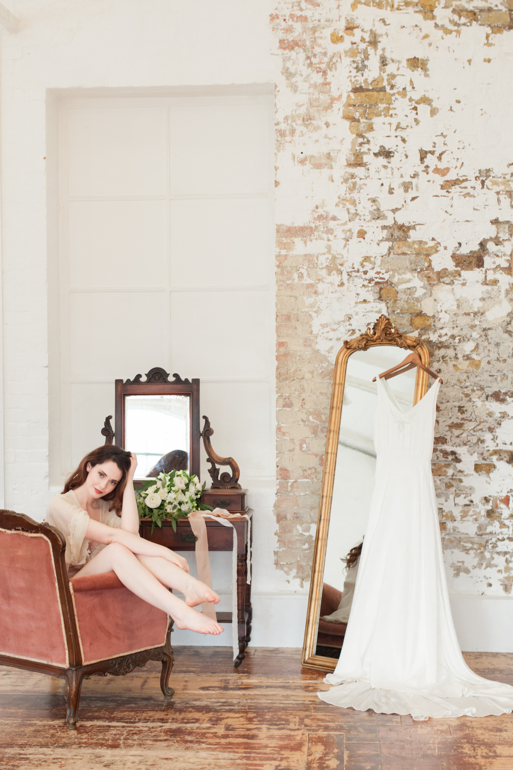 The Timeless Stylist - Romantic Wedding Styling UK