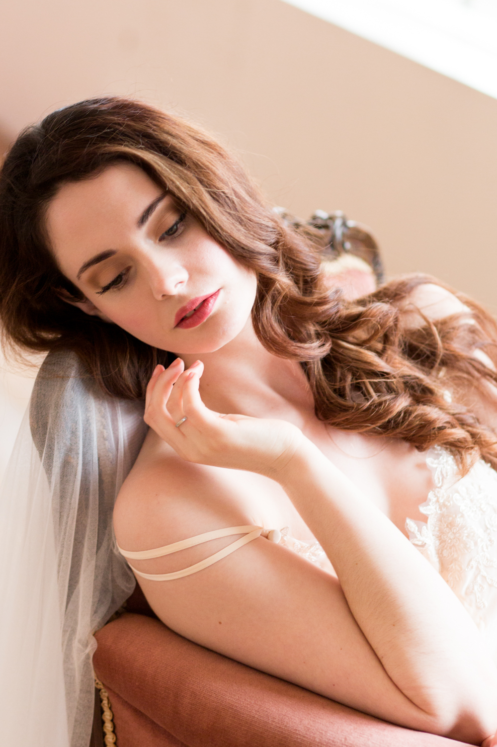The Timeless Stylist - Boudoir Shoot