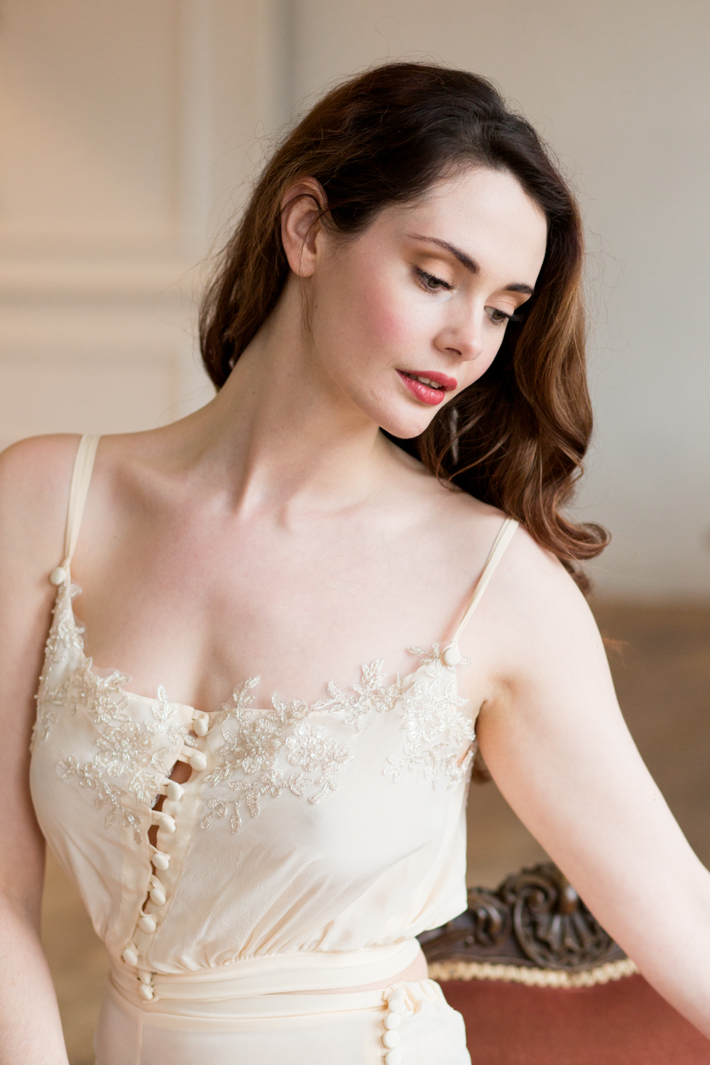 The Timeless Stylist - Wedding Lingerie - Editorial Shoot