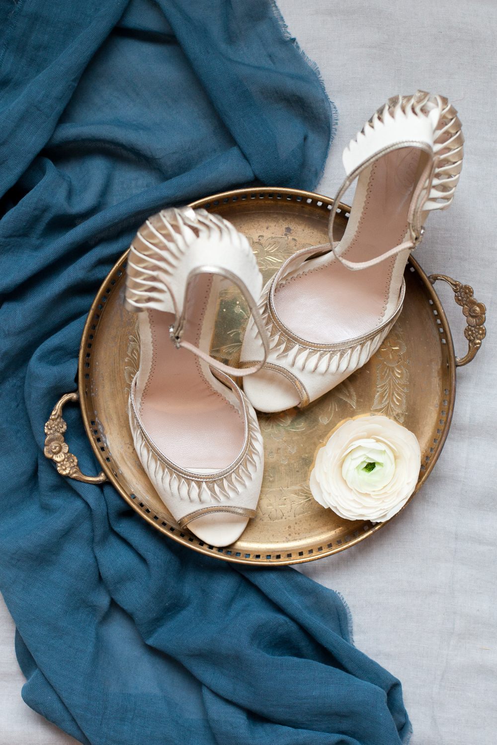 The Timeless Stylist - Wedding Shoes