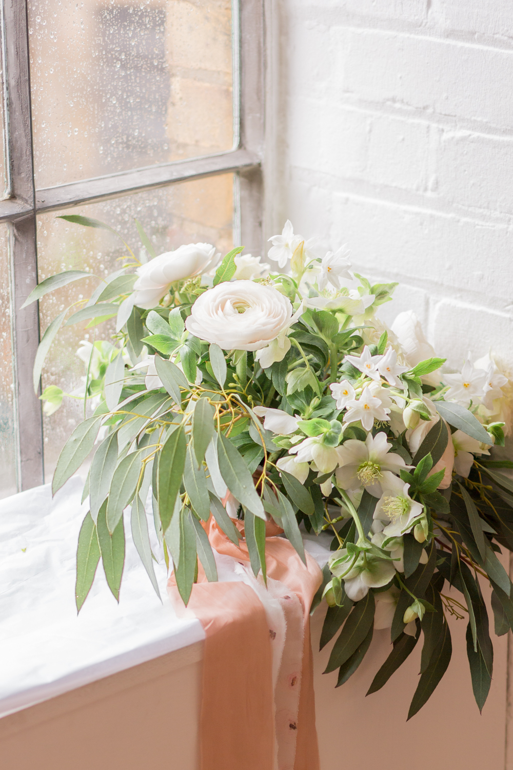 The Timeless Stylist - Wedding Bouquet Styling