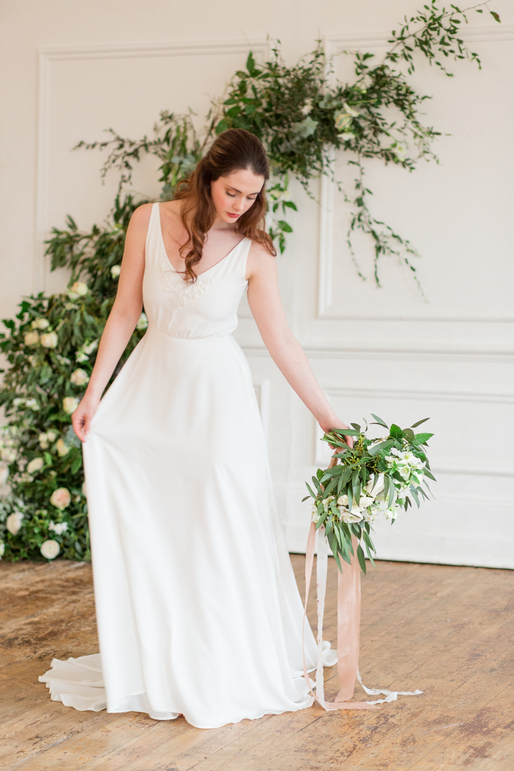 The Timeless Stylist - Beautiful Bridal Inspiration