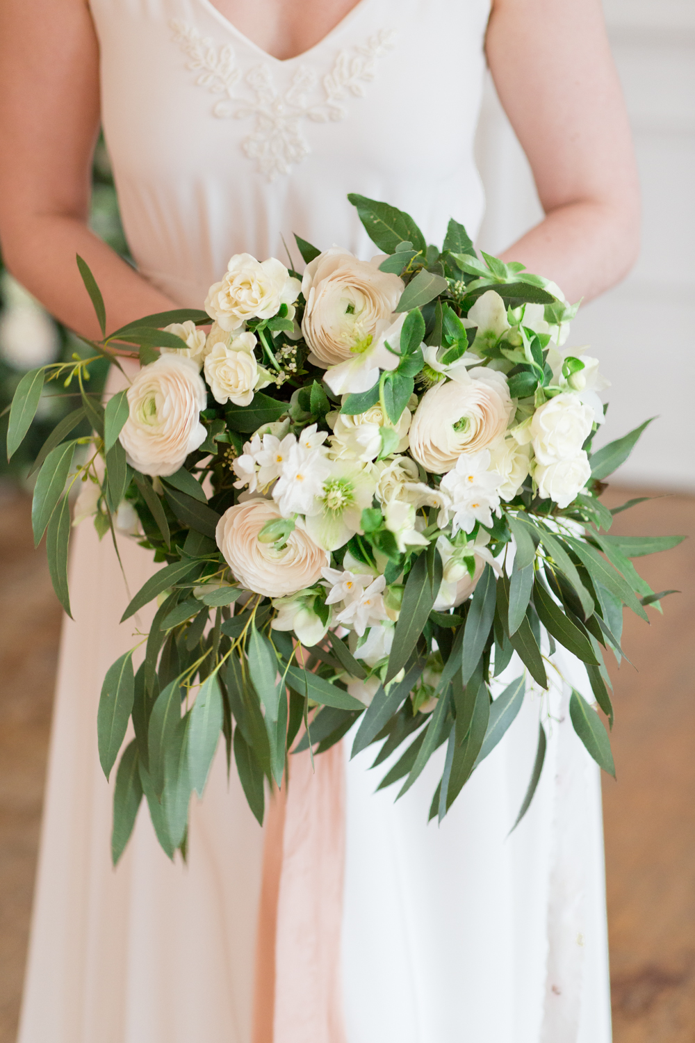 The Timeless Stylist - Bridal Bouquet