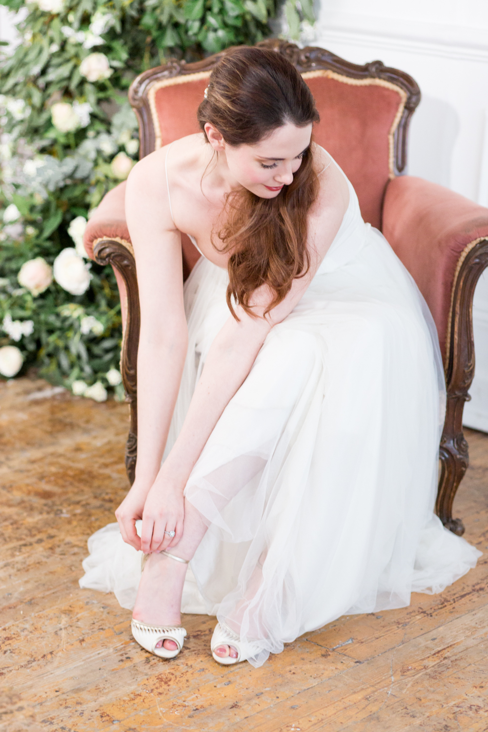 The Timeless Stylist - Elegant Wedding Shoot