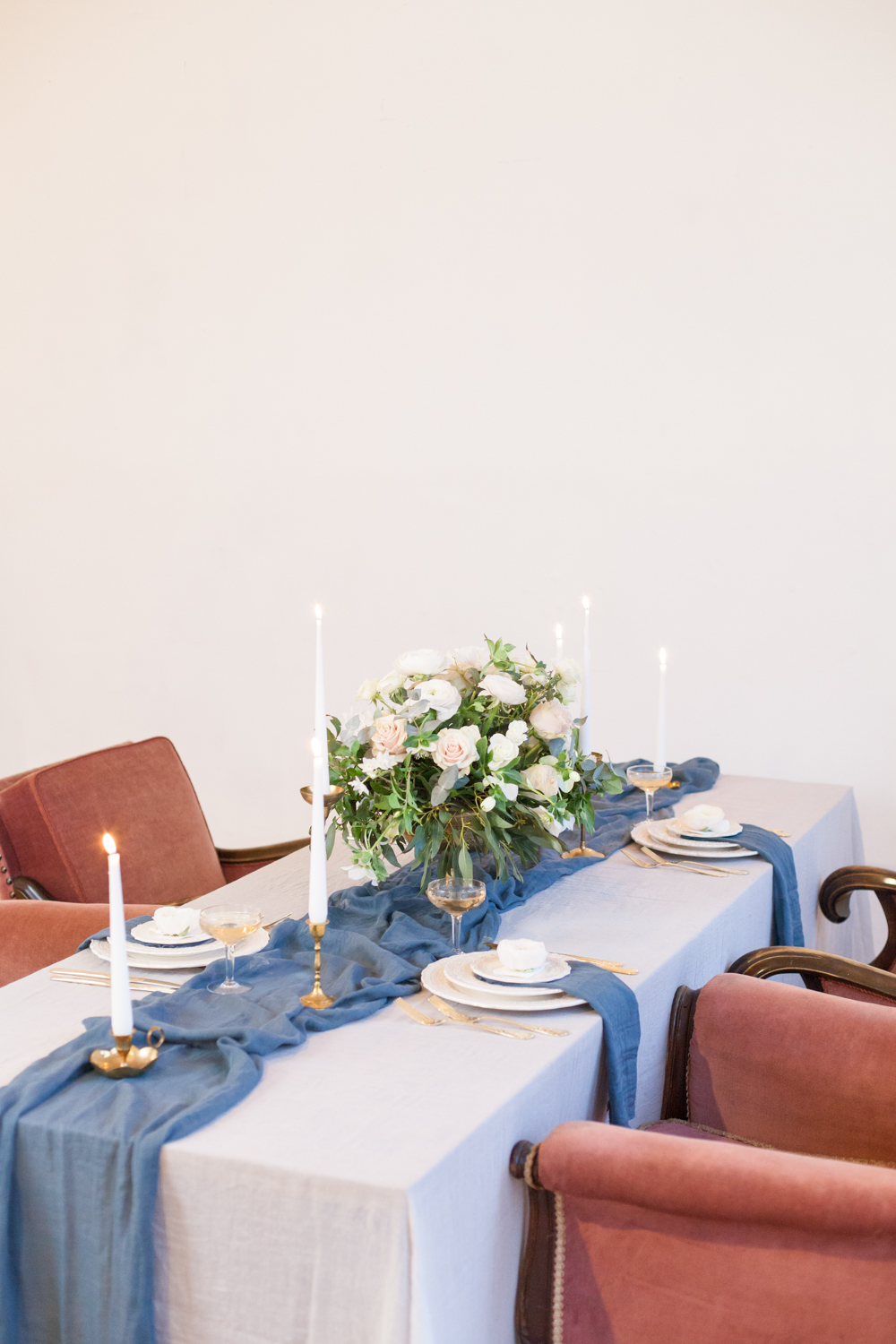 The Timeless Stylist - Wedding Table Styling