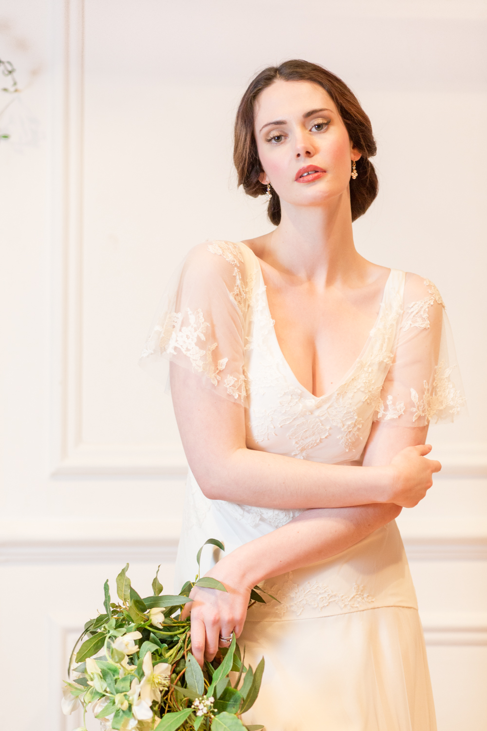 The Timeless Stylist - Elegant Bridalwear