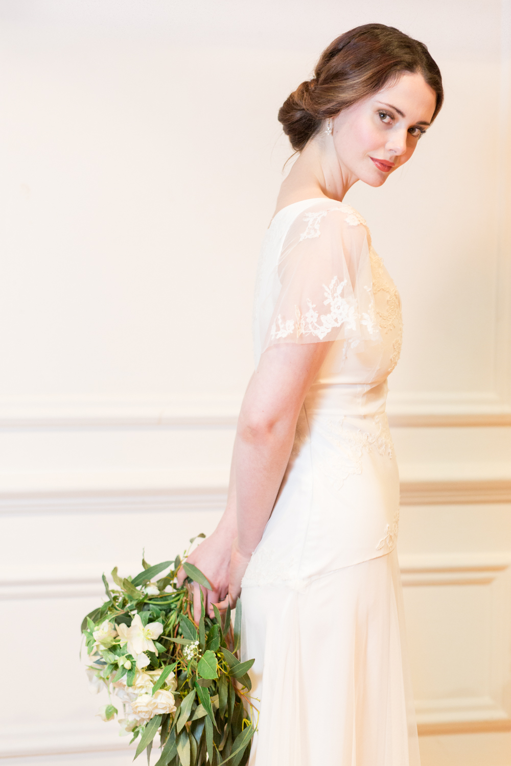The Timeless Stylist - Timeless and Elegant Bridal Shoot
