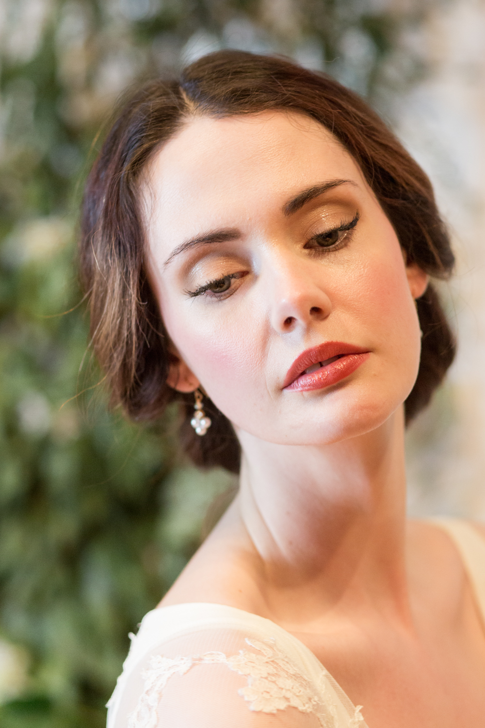 The Timeless Stylist - Bridal Makeup