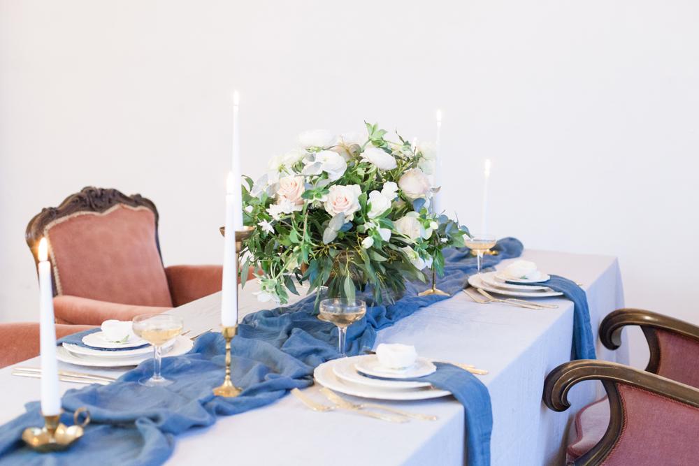 The Timeless Stylist-UK Wedding Styling-Elegant Wedding Table Setting