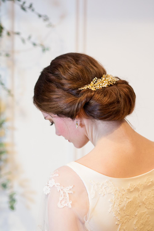 The Timeless Stylist-UK Wedding Styling-Elegant Wedding Hair