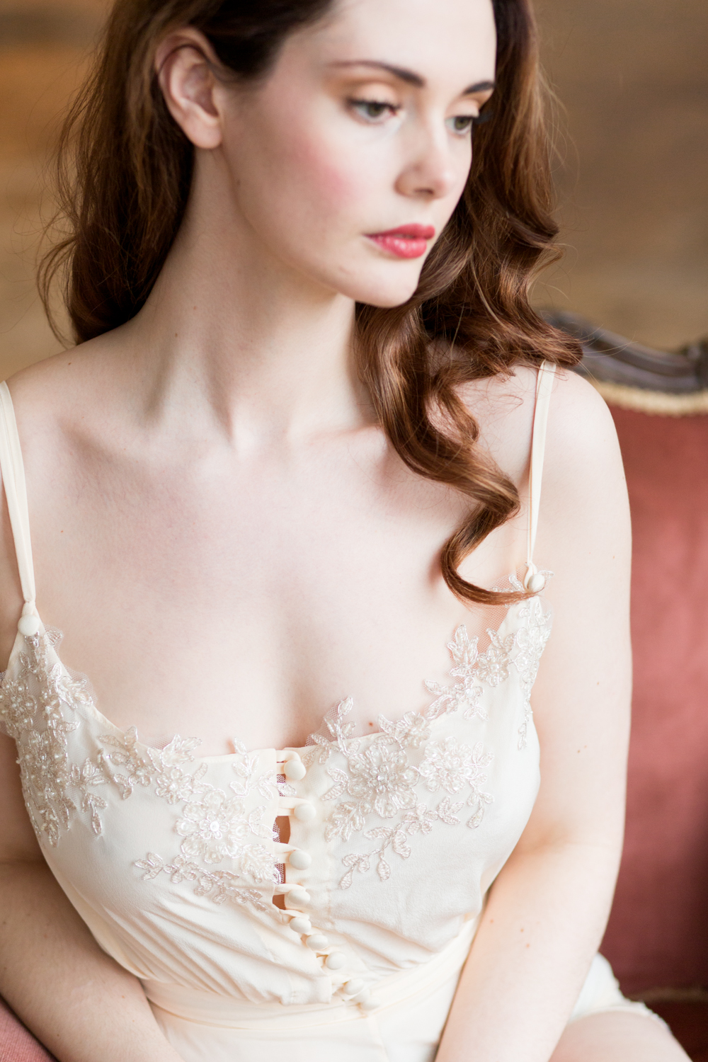 The Timeless Stylist-UK Wedding Styling-Elegant and Romantic Style Boudoir Shoot-Bridal Lingerie