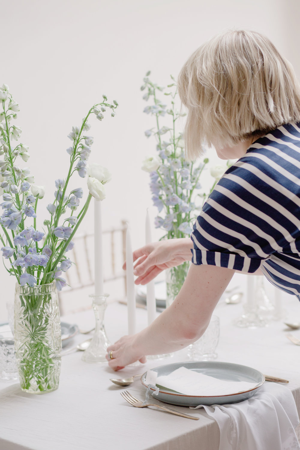 The Timeless Stylist-UK Wedding Design and Styling-Simple Summer Tablescape Styling