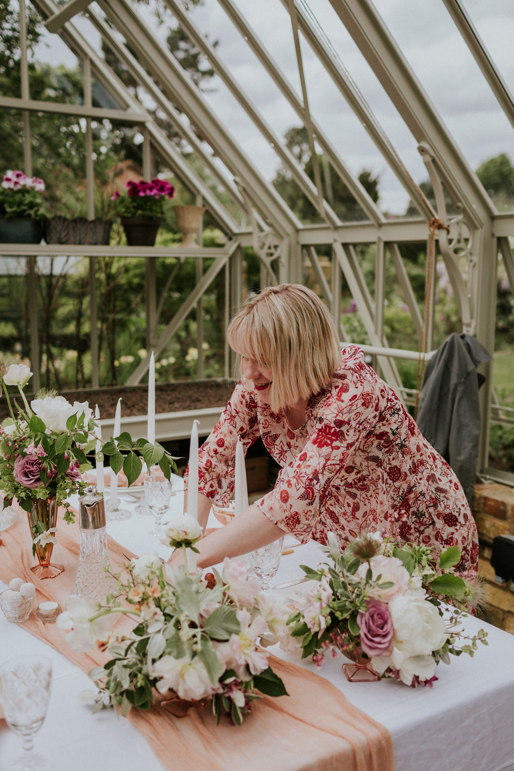 The Timeless Stylist - Wedding Design and Styling UK - Preparing to Style a Tablescape