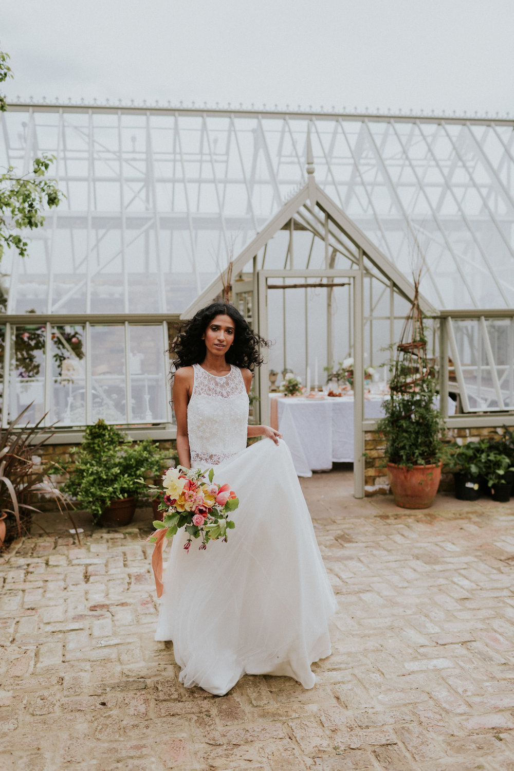 The Timeless Stylist - Wedding Design and Styling - Conservatory Wedding UK