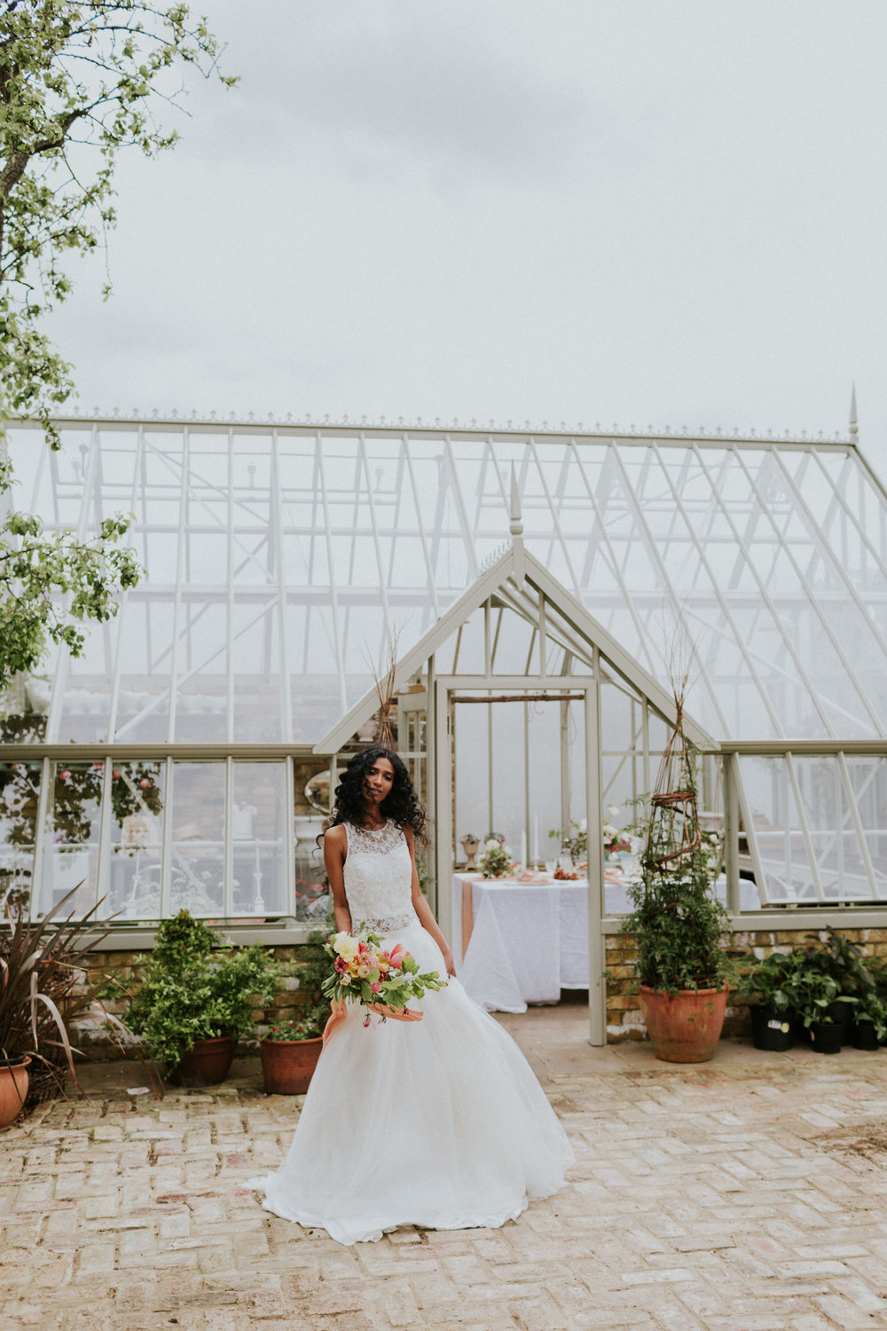 The Timeless Stylist - UK Wedding Design and Styling - English Garden Wedding
