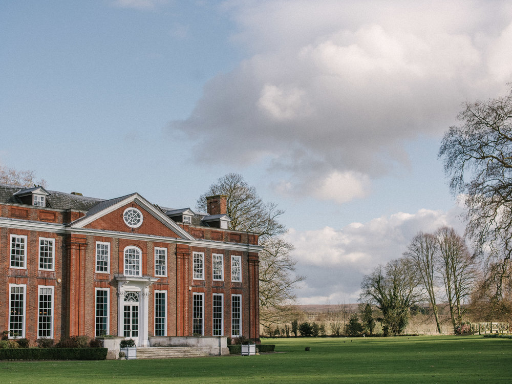 Bradbourne House, taken by  Hannah Duffy Photography
