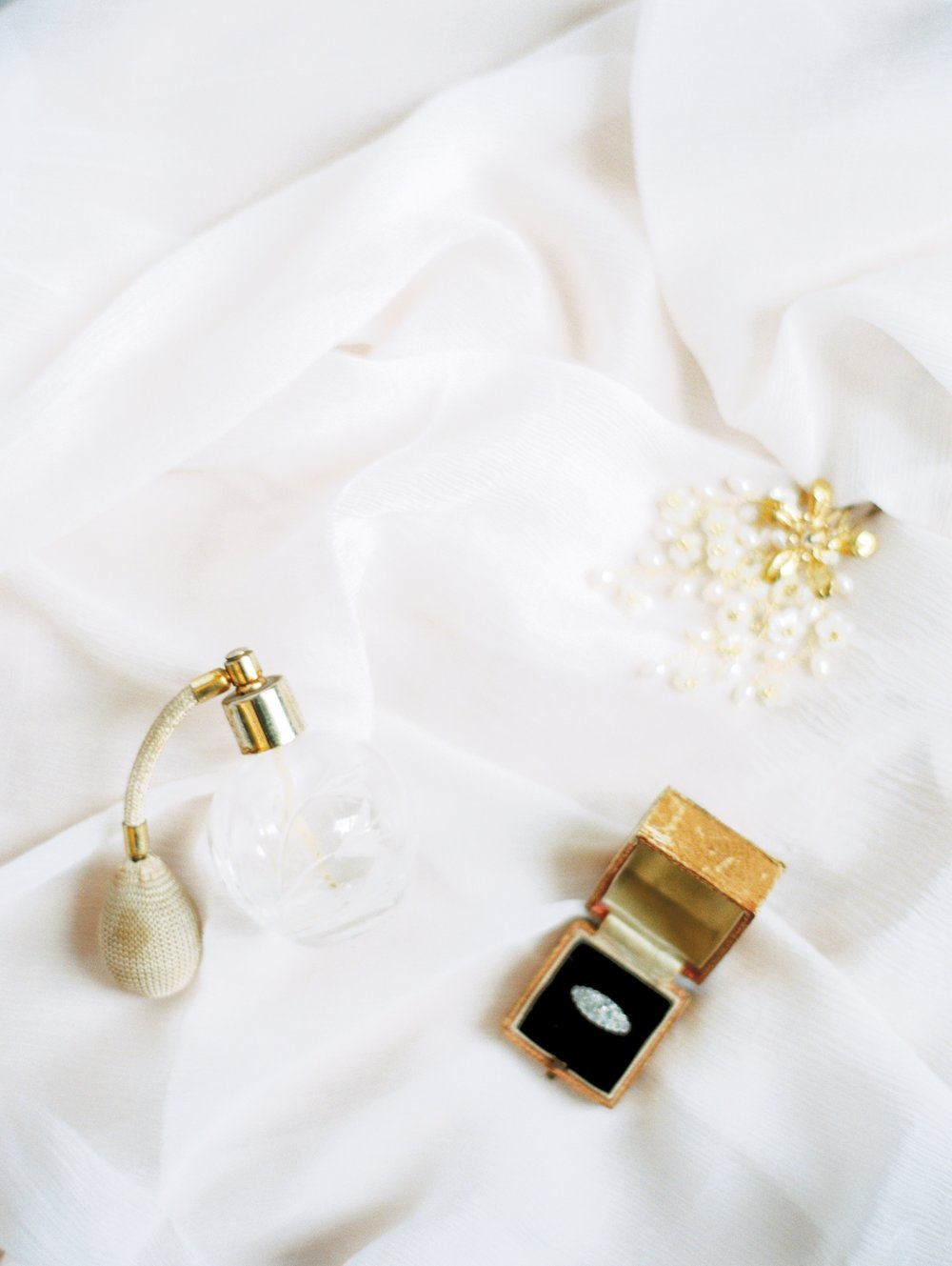The Timeless Stylist-Wedding Prep Accessories Shot