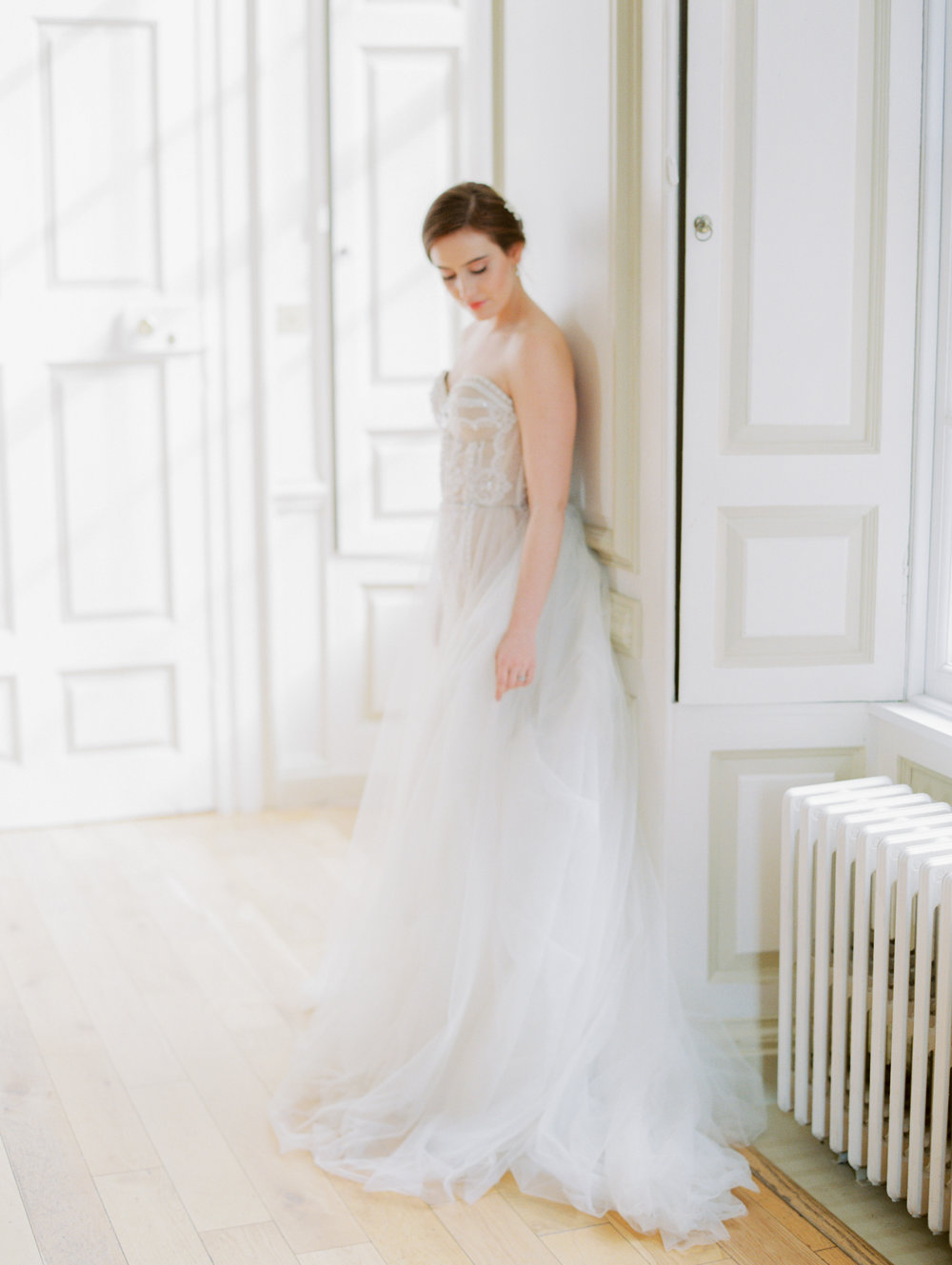The Timeless Stylist-Elegant and Romantic Wedding Styling-Classic Bride