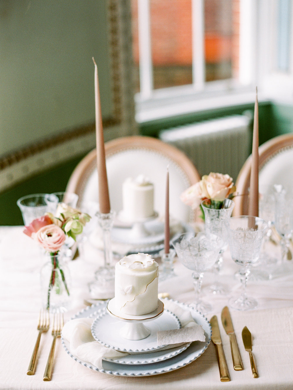 The Timeless Stylist-Elegant and Romantic Dinner Party Styling-Neutral Colour Palette