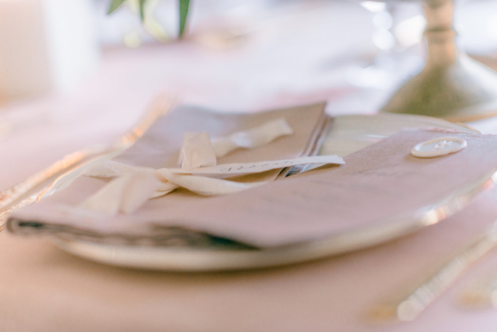 The Timeless Stylist-Elegant and Romantic Wedding Styling-Dusky Pink Tablescape