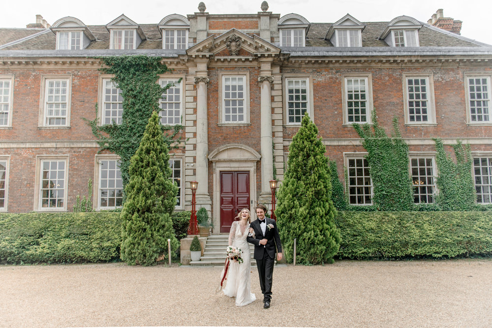 The Timeless Stylist-Elegant and Romantic Wedding Styling-Stately Home Wedding Venue