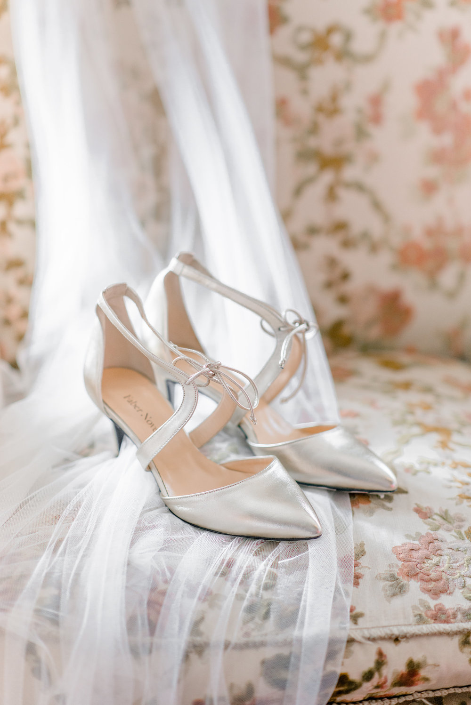 The Timeless Stylist-Elegant and Romantic Wedding Styling-Wedding Shoes