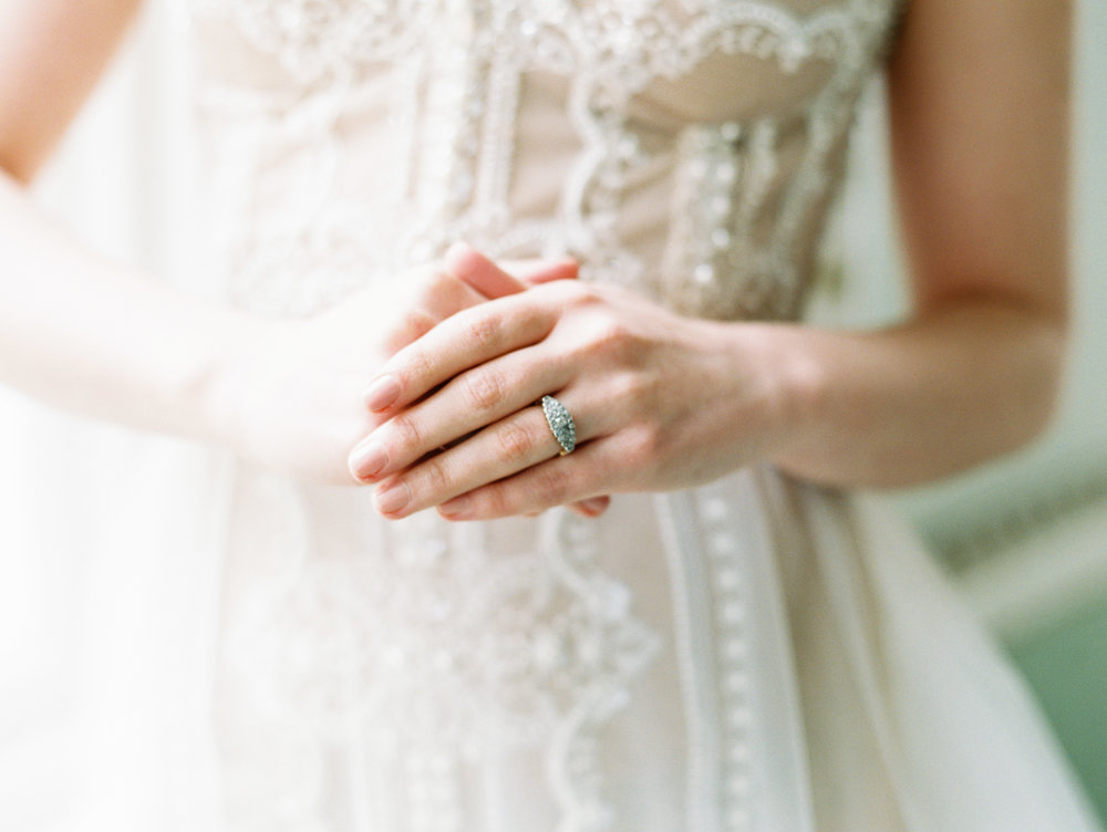The Timeless Stylist-Elegant and Romantic Wedding Styling-Antique Engagement Ring.jpg
