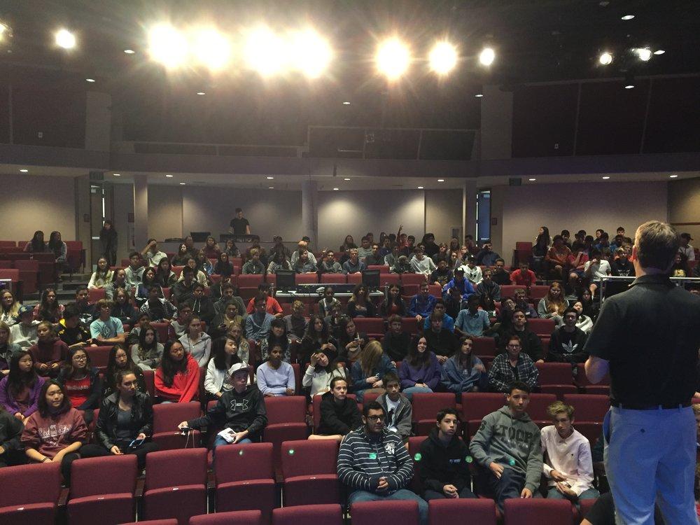 Westlake HS Auditorium