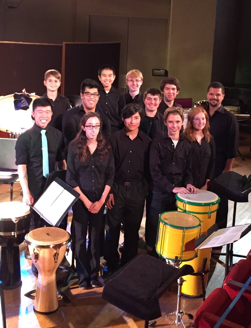 Summer Percussion Seminar
