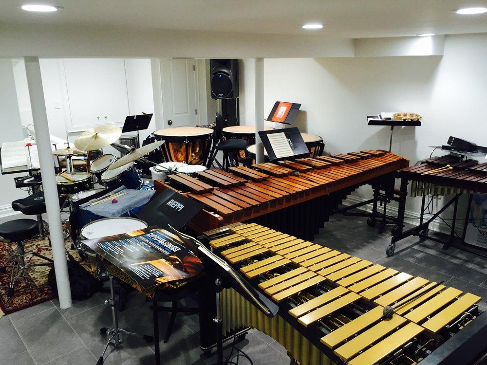 Private Teaching Studio