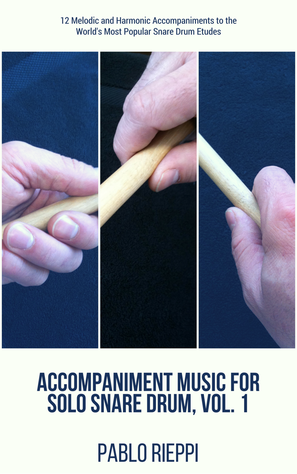 Melodic and Harmonic Accompaniments to the World's Most Popular Snare Drum Etudes.png