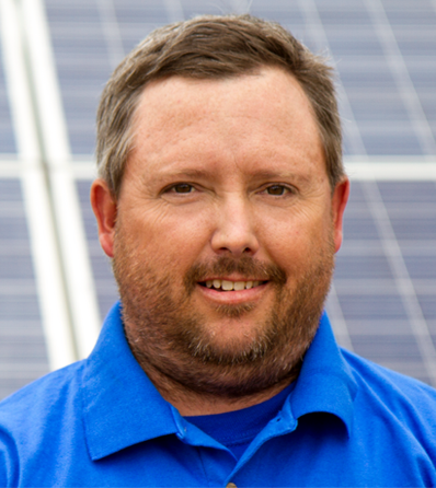 Kevin Langley - Position: Solar and Electrical DivisionCertification: Journeyman Electrician and Solar InstallerCareer Start: 1998